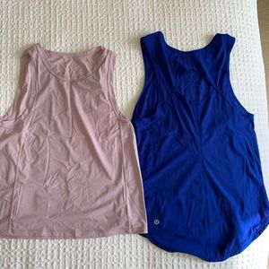 lululemon tank tops🆕